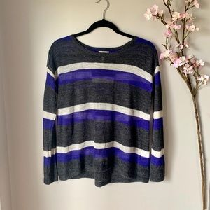 JOIE / ROSALINA ALPACA STRIPED SWEATER